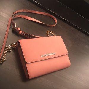 Mk shoulder wallet